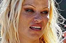 Pamela Anderson nunca usa protector solar