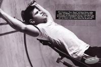 Taylor Lautner en L'Uomo Vogue: Sexy o WTF? Plus: Fotos sin camisa!