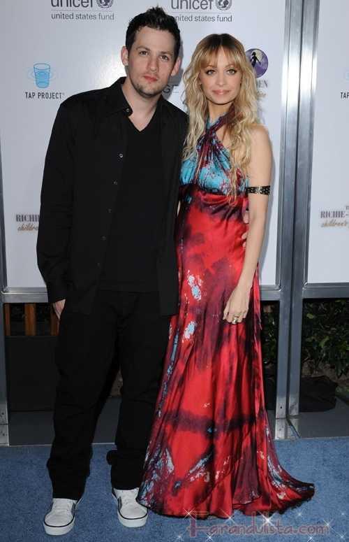 Nicole Richie y Joel Madden se casaron en secreto?