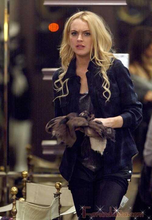 Lindsay Lohan, la nueva Brit Brit? Se niega a ir a Rehab