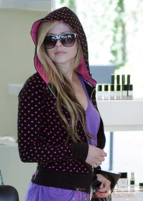 Avril Lavigne y Brandon Davis juntos?