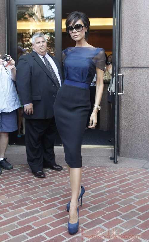 Victoria Beckham aparecera en Gossip Girl