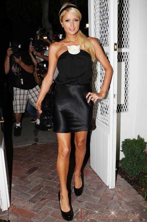 Paris Hilton inspirada en Kylie Minogue - Gossip Gossip!