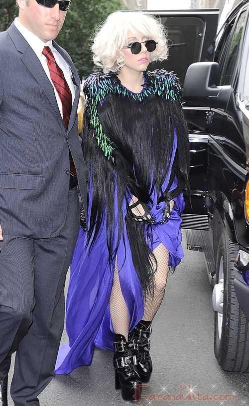 Lady Gaga aparecera en Gossip Girl