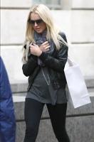Lindsay Lohan niega robo de joyas... AGAIN!