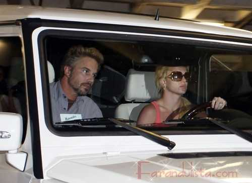 Britney Spears vuelve con Jason Trawick y es nombrada la Mejor Madre