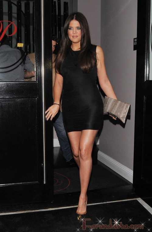 Khloe Kardashian y su esposito se tatuan las iniciales... awwww