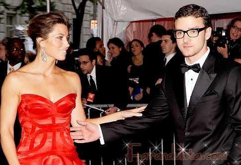 Confirman que Justin Timberlake y Jessica Biel terminaron