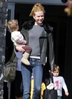 Nicole Kidman y Sunday Rose visitan al doctor