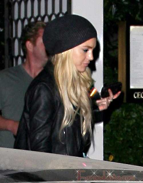 Lindsay Lohan se corta a si misma, afirma su madre Dina