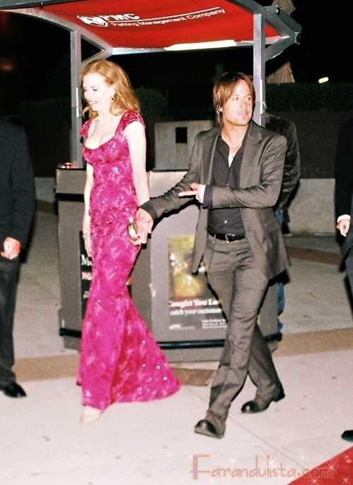 Todos hablan de la rara Nicole Kidman en los CMA