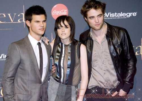 The Twilight Saga: New Moon Photocall en Madrid
