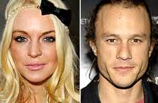 OMG! Lindsay estaba saliendo secretamente con Heath Ledger???