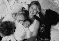 Lou Sulola Samuel - La hija de Heidi Klum y Seal