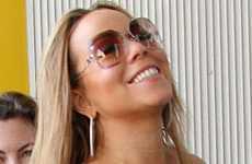 Mariah Carey filmando H.A.T.E.U –  HOT o OMG WTF!!!