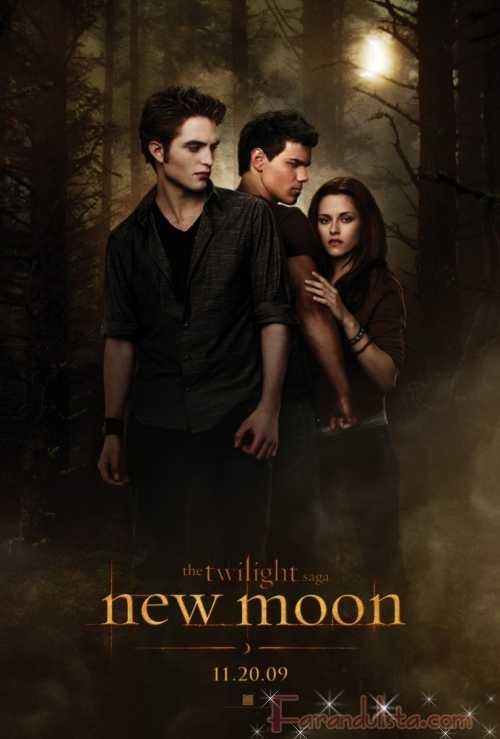 The Twilight Saga: New Moon rompe record de taquilla