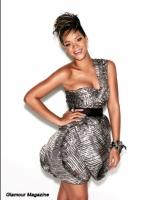 Rihanna es la Mujer del Año 2009  [Glamour magazine]