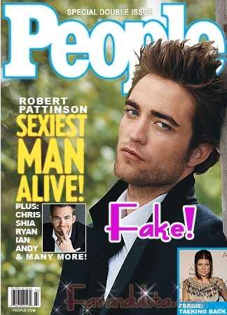 Robert Pattinson el Hombre Vivo mas Sexy? FALSO! Es Johnny Depp!!!