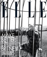 Britney Spears Elle magazine Enero 2010