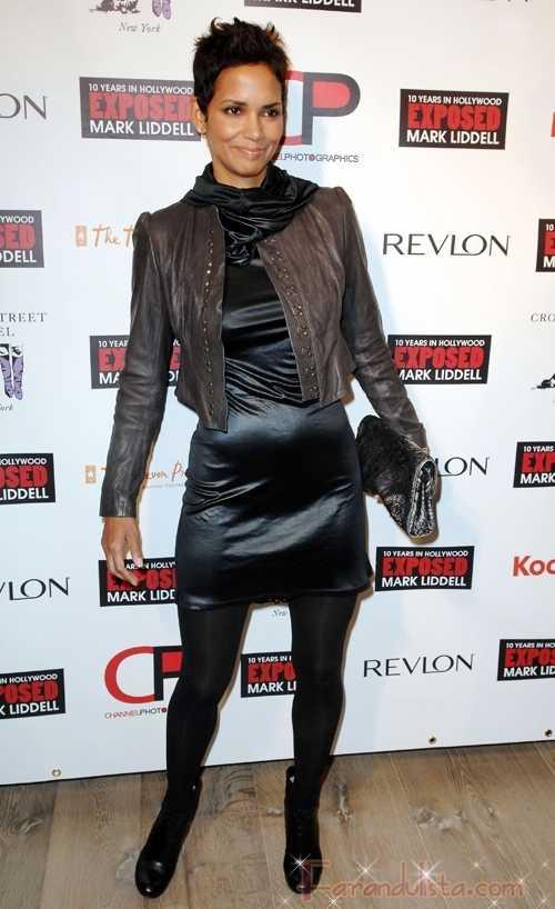 Halle Berry y como su violento padre marco su vida