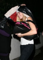 Lindsay Lohan salva a los niños!!!!