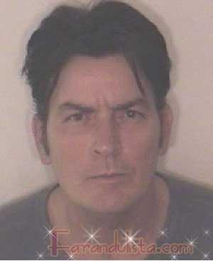 Charlie Sheen arrestado por violencia domestica BUSTED!