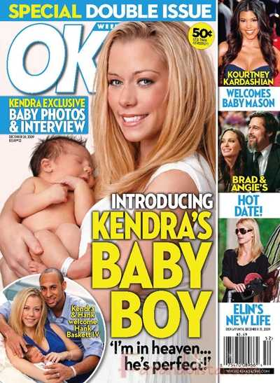 Kendra Wilkinson y su hijo Hank Baskett IV UPDATE!!!