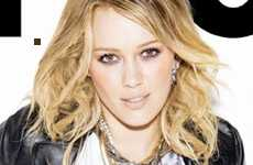 Hilary Duff Nylon Magazine Enero 2010