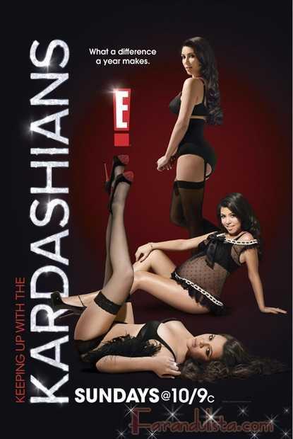 La promo de Keeping up with the Kardashians OMG!!