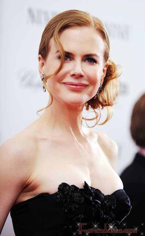 Nicole Kidman muy vieja para el cine?
