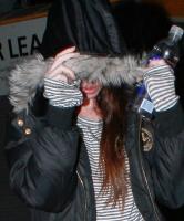 Megan Fox se infla los labios como Angelina
