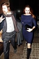 Angelina Jolie y Brad Pitt negociaron pre nup - No se han separado