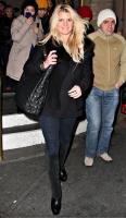 Jessica Simpson apoya a Ashlee en Broadway