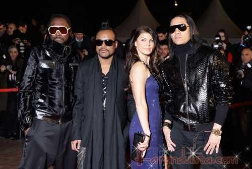Black Eyed Peas premiados por error en los NRJ Awards 2010 - Francia
