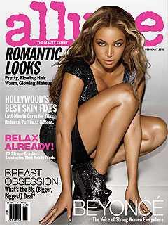 Beyonce en Allure magazine: Amo mis curvas