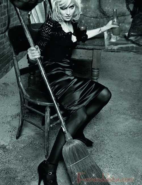 Madonna para Dolce & Gabbana [Promos]