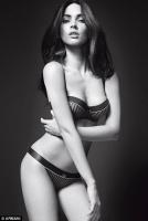 Megan Fox para Emporio Armani Underwear - Armani Jeans