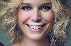 Rebecca Romijn y sus gemelas para Got Milk?