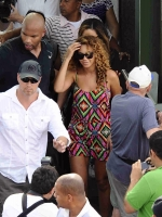 Beyonce termina con Sasha Fierce y se toma un break