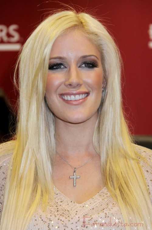 Heidi Montag lista para posar en Playboy... again!
