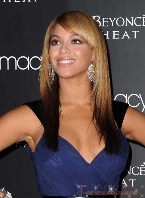 Beyonce sufre para ser bella