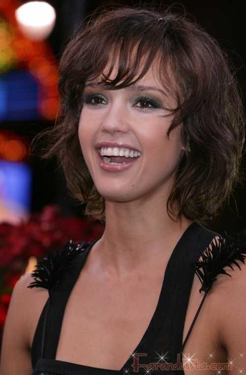 Jessica Alba nunca aparecera desnuda en el cine