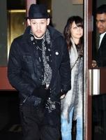 Nicole Richie y Joel Madden salen a cenar en NYC