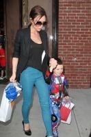 Victoria Beckham celebrando el cumple 5 de su hijo Cruz