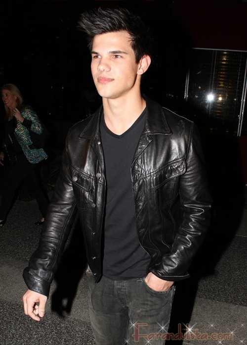 Taylor Lautner participara en los Oscar