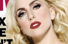 Lady Gaga en Cosmopolitan – Abril 2010