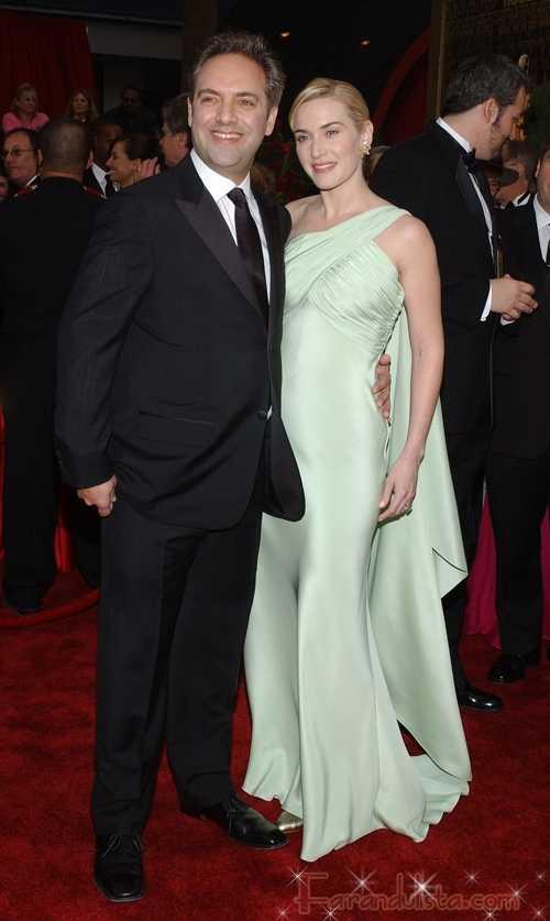 Kate Winslet se separa de su esposo Sam Mendes