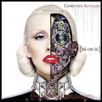 Christina Aguilera: Bionic - Portada de album - Yaaay or Naaay!