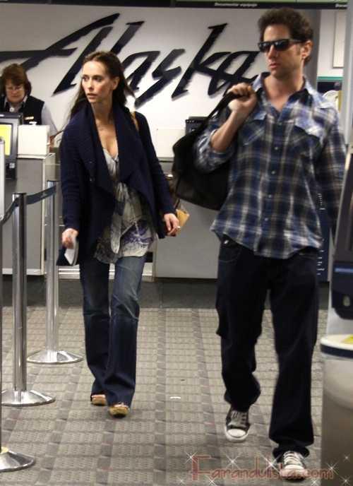 Jennifer Love Hewitt y Jamie Kennedy Terminaron