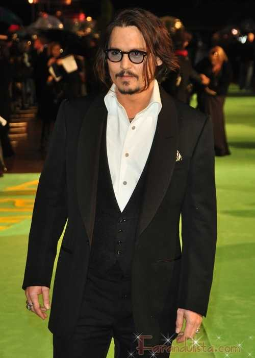 Vanessa Paradis pide a Johhny Depp que renuncie a The Tourist - Gossip!